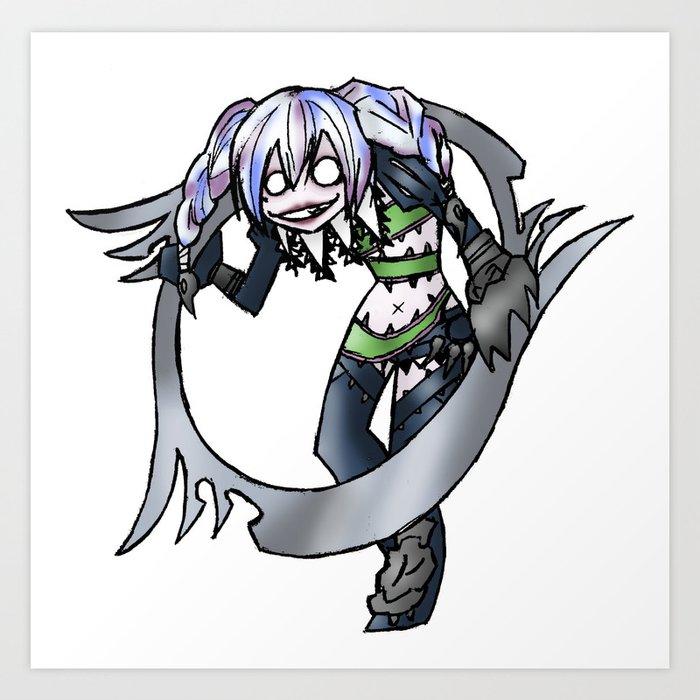 Tira (Soulcalibur V) Kunstdrucke