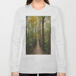 A Walk in the Woods, No. 2 Long Sleeve T-shirt
