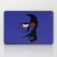 megaman iPad Cases featuring Enforcer Megaman by DonCorgi