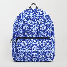 Watercolor Mandala Backpack