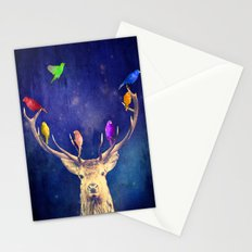 Colour Theory Stationery Cards