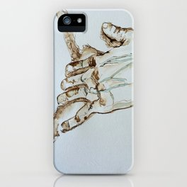 Lover's Series #35 iPhone Case