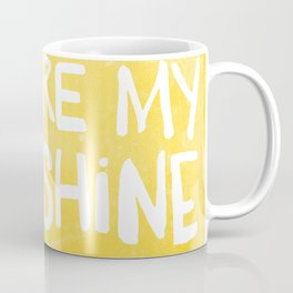 My Sunshine Love Coffee Mug
