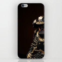 Samurai Armor iPhone Skin