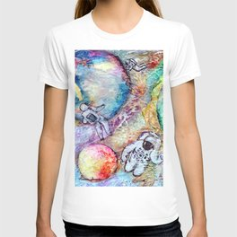 Space Walk 2019 T-shirt