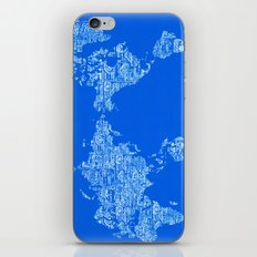 Where Will You Make Your Mark- Special Edition, A iPhone & iPod Skin