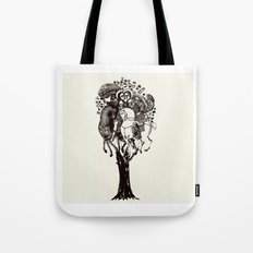 ♥ The Holly Tree ♥ Tote Bag