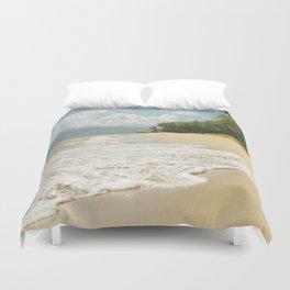 maui beach Duvet Cover