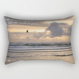 Heavens Rejoice Rectangular Pillow