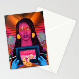 Soualiga Stationery Cards