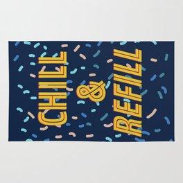 Chill & Refill Rug