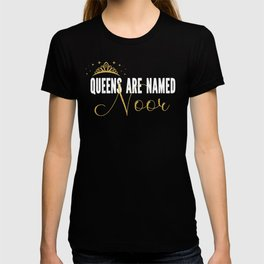 Queens Are Named Karla Personalized First Name Girl design T-shirt