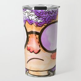 dramatic darla Travel Mug