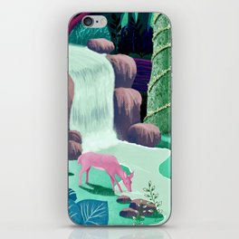 The Whispering Waters of Eventide Vale iPhone Skin