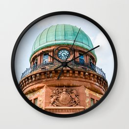 Observatory 2 Wall Clock