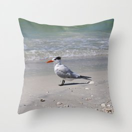 Sweet Summertime Throw Pillow