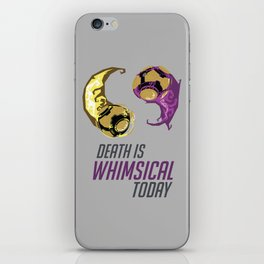 Zenyatta orbs iPhone Skin