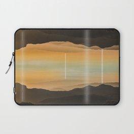 Landscape reflection Laptop Sleeve