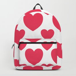 Valentine Hearts Backpack