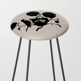 Michigan - State Papercut Print Counter Stool