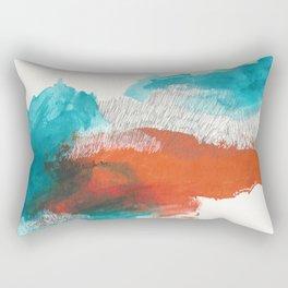 bomb pop Rectangular Pillow