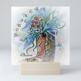 Southern Charm Y'all Mini Art Print