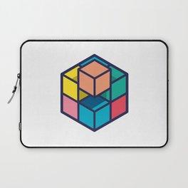 Cubes Laptop Sleeve