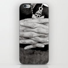 Working Hands iPhone & iPod Skin