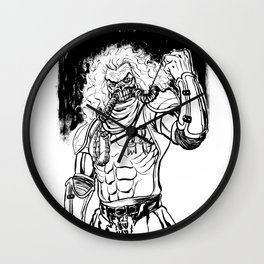 Immortal Joe Wall Clock