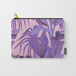 Tropical '17 - Starling [Banana Leaves] Carry-All Pouch