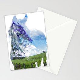 Jacaranda Paddock Stationery Cards