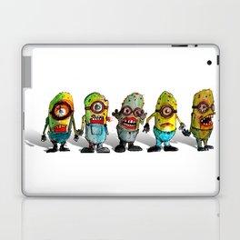 zombie minons Laptop & iPad Skin