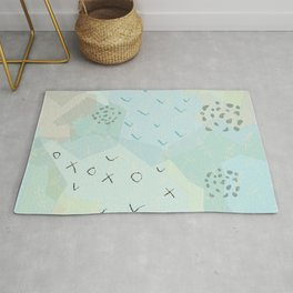 Dotted Rug