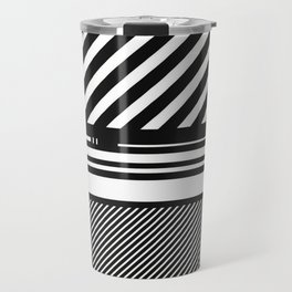 Linear Connection Travel Mug