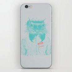 Mr. Bitey iPhone & iPod Skin