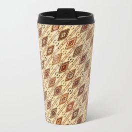 Navaho pattern Travel Mug
