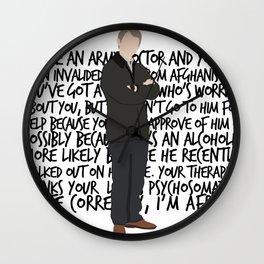 John Watson Wall Clock