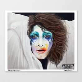 Applause - Danny Sexbang Canvas Print