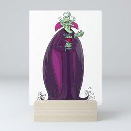 Count Dracula Mini Art Print