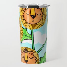 Dandy Lions Travel Mug