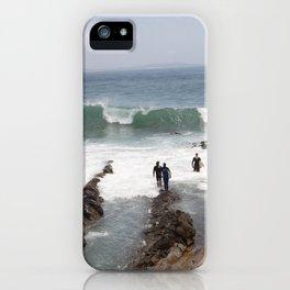 surfer boys iPhone Case