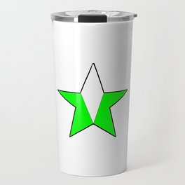 Flag of nigeria 4 -nigeria, nigerian,africa,hausa,igbo,Yoruba,Naira,Lagos,Kano Travel Mug