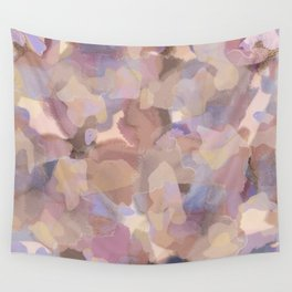 Pale Camo Wall Tapestry