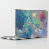 Laptop Skins featuring Out There by Adaralbion