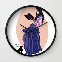 Jisoo Wall Clock