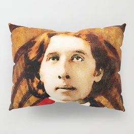 Oscar Wilde 1854-1900 Pillow Sham