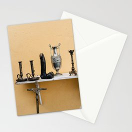 Italian Antique Shop Stationery Cards