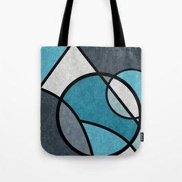 Dark night , abstract Tote Bag