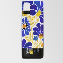 The Happiest Flowers Android Card Case