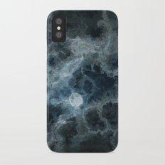Moonrise iPhone X Slim Case